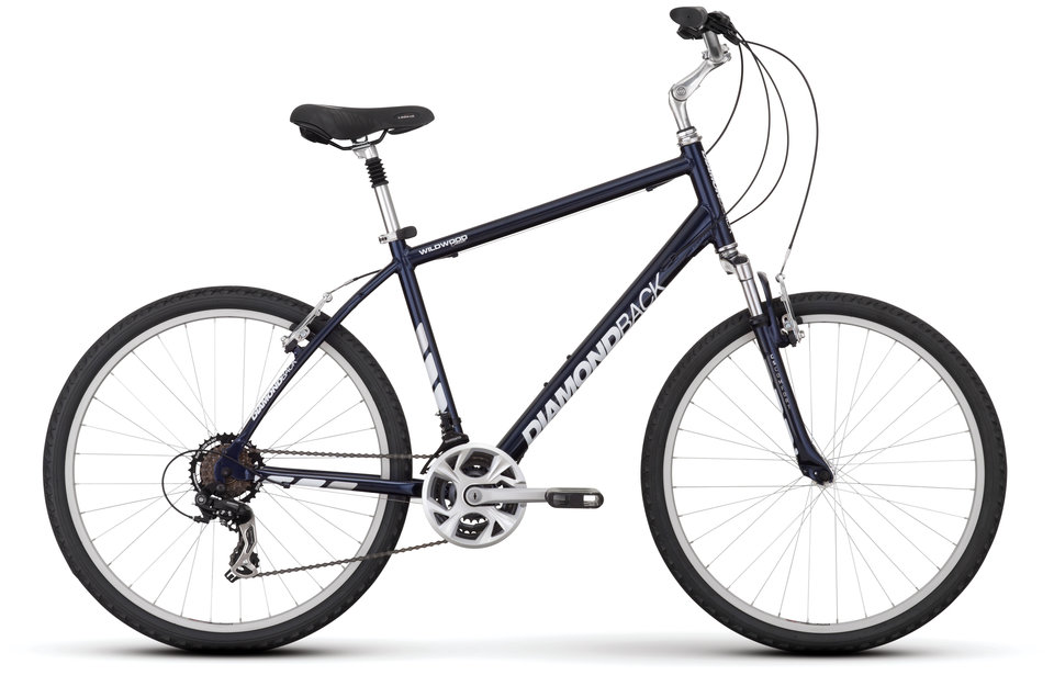 City Bikes 16 WildwoodClassic Dbl profile