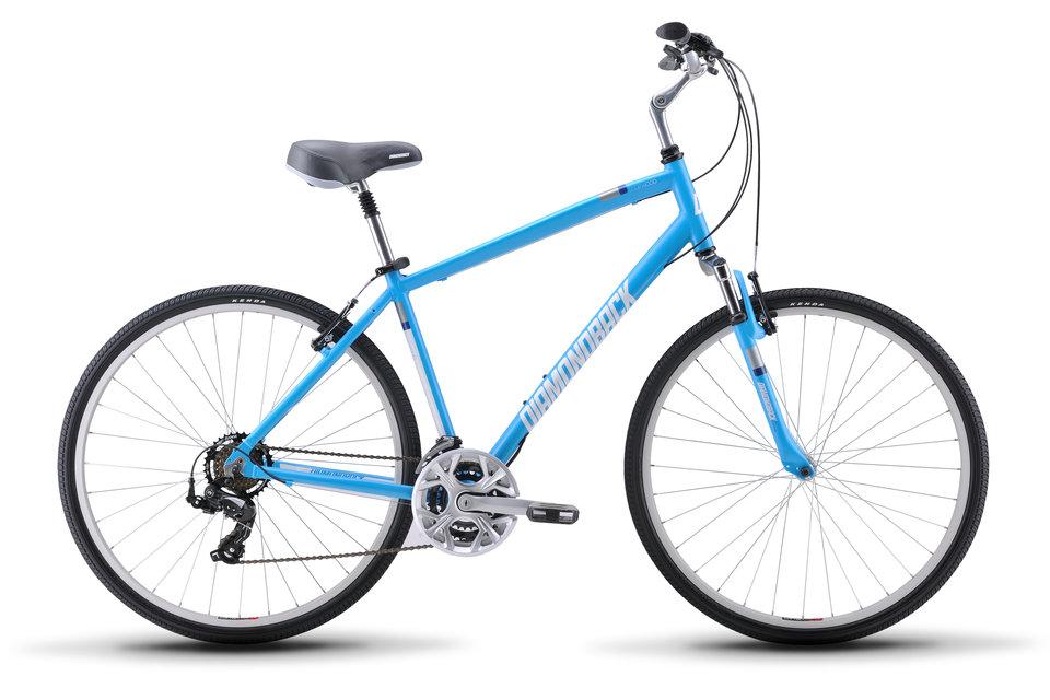 City Bikes 17 Edgewood Cyn profile