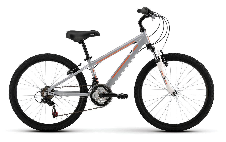 Youth Bikes 15 Octane 24 Sil profile