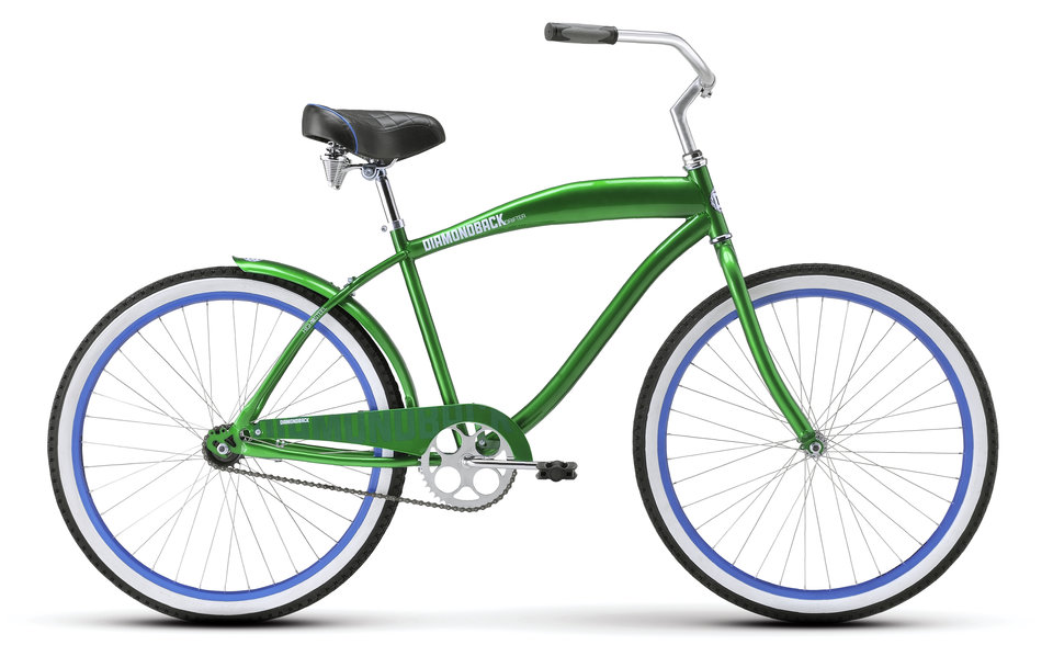 City Bikes 14 Drifter Grn profile