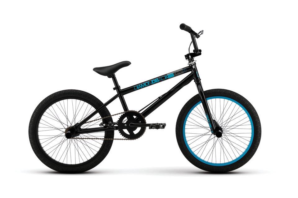 Kids Bikes Grind
