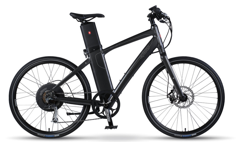 Electric Bike eFlow E3Flight DF Flat