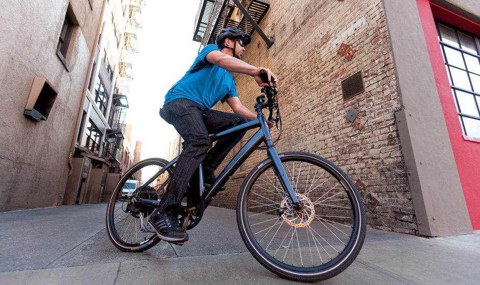 Electric Bike eFlow E3Flight Lifestyle Street