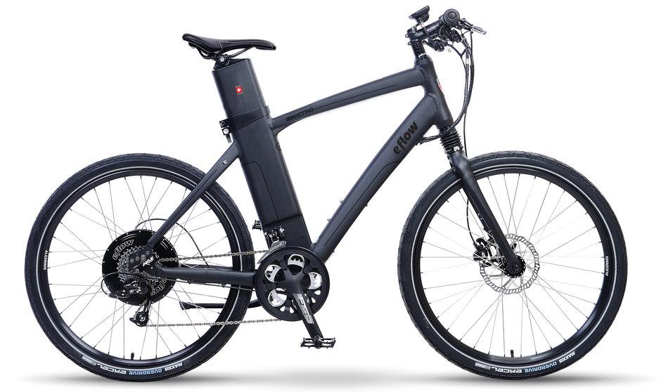 Electric Bike eFlow E3Nitro LS Flat