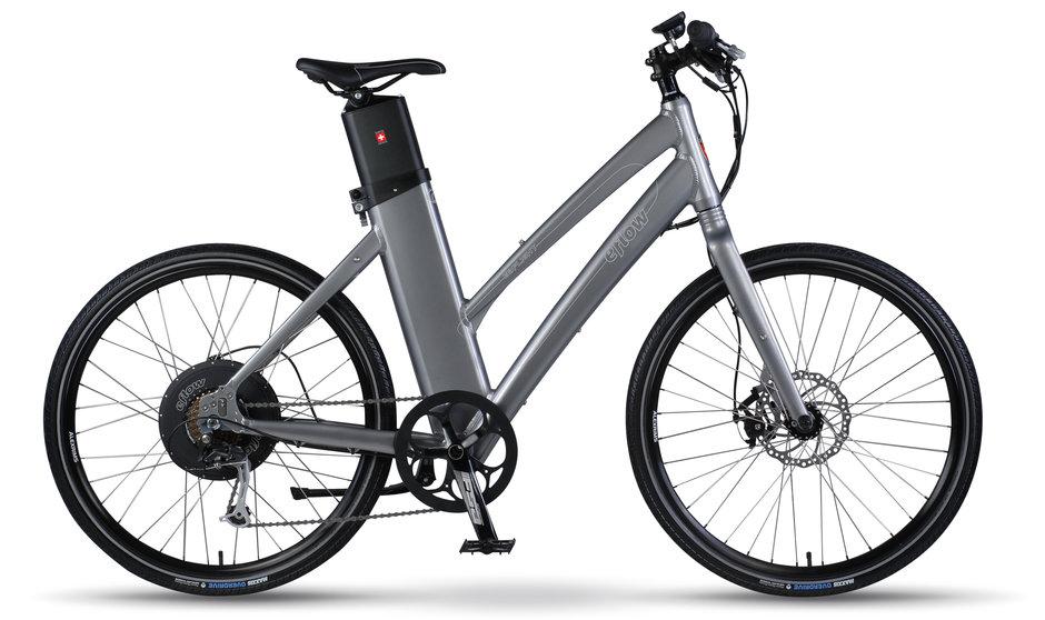 Electric Bike eFlow E3 Flight W Flat
