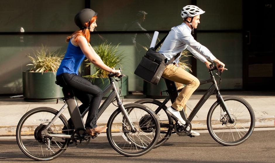 Electric Bike eFlow E3Flight Lifestyle StreetCouple