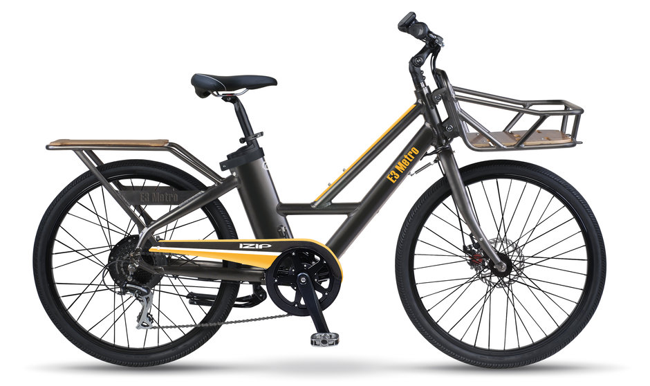 Electric Bike E3 Metro flat