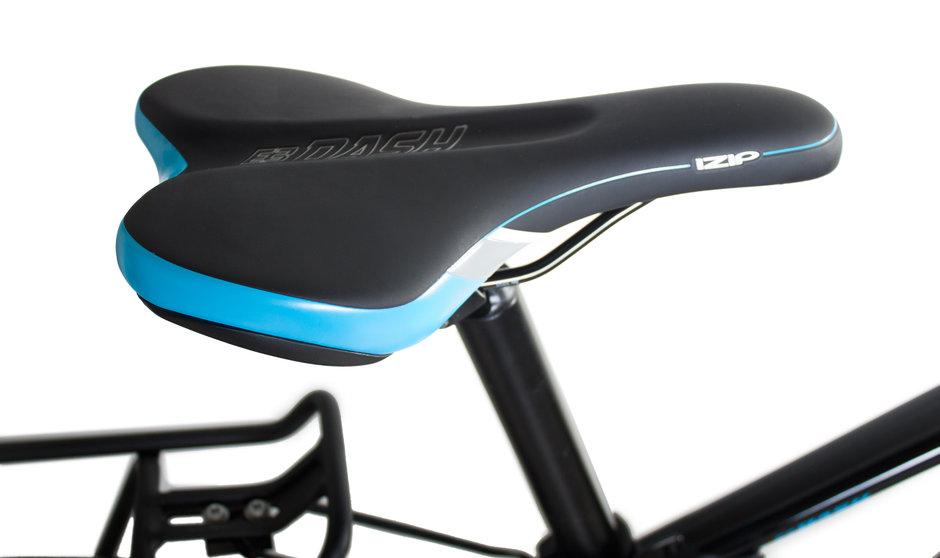 Electric Bike IZIP E3 Dash CloseUp 1