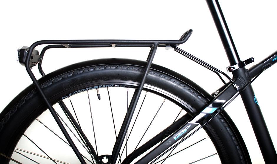 Electric Bike IZIP E3 Dash CloseUp 6