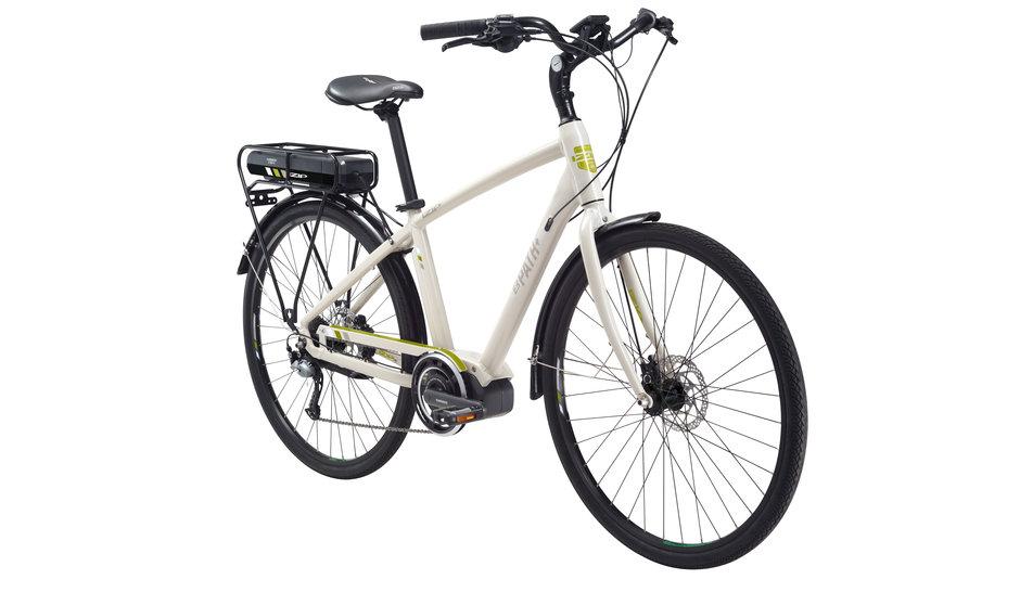 Electric Bike IZIP Path M angle