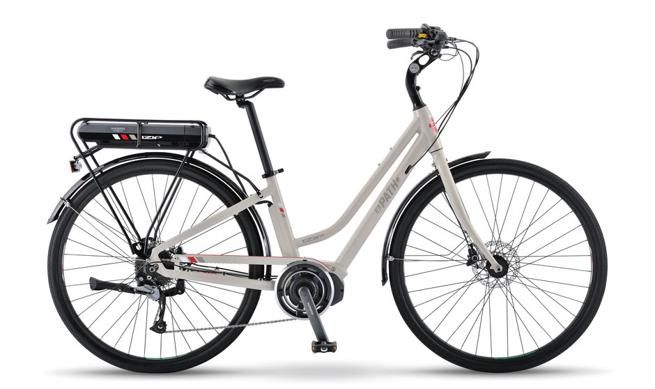 Electric Bike IZIP Path W flat