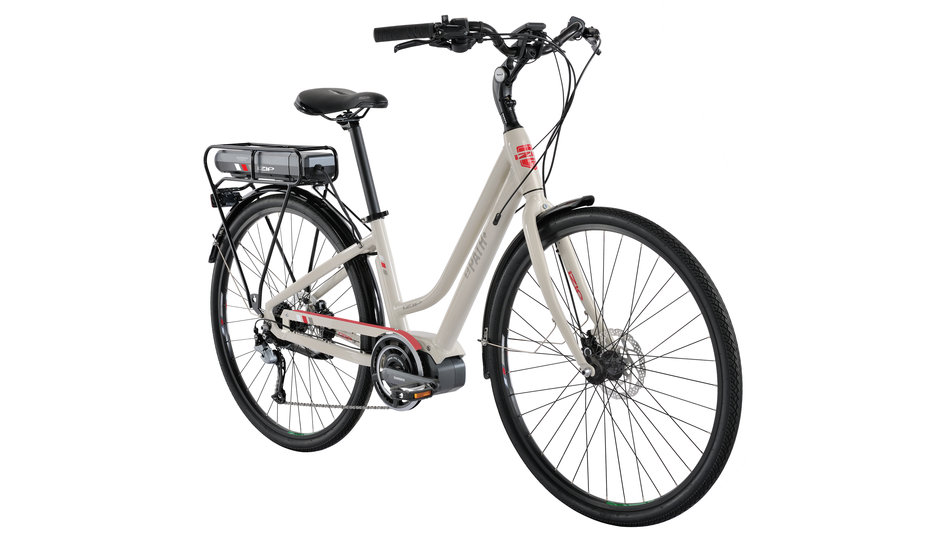 Electric Bike IZIP Path W angle