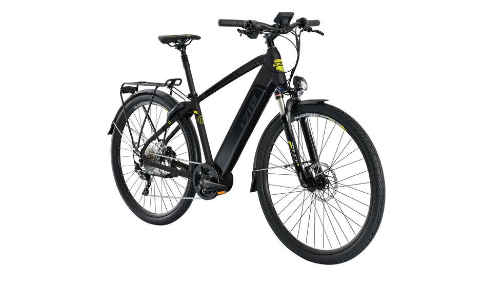 Electric Bike IZIP Protour angle