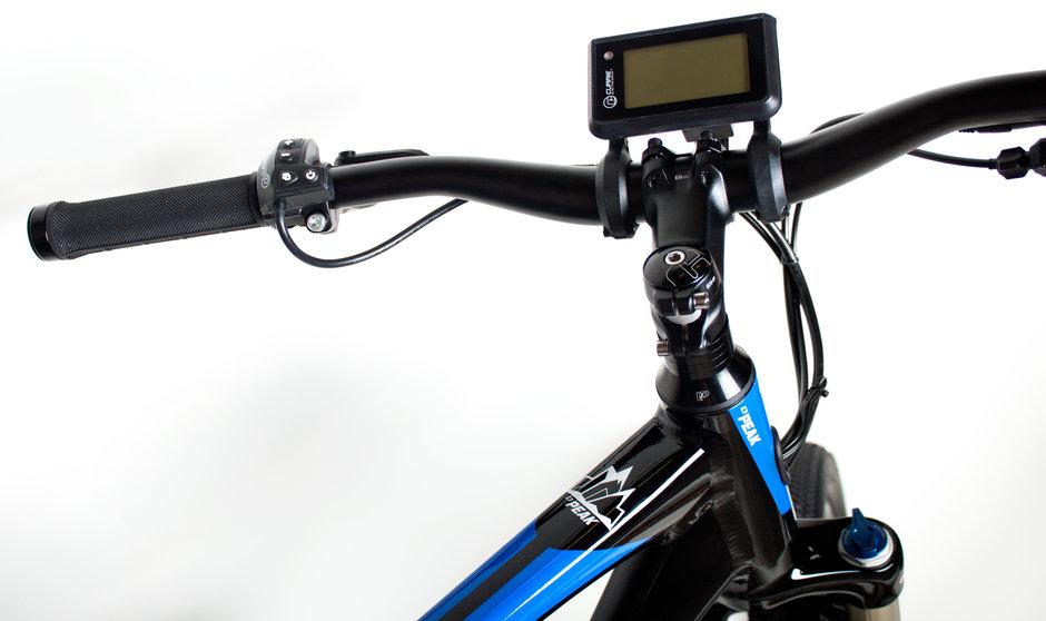 Electric Bike IZIP E3 Peak CloseUp 6