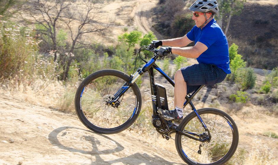 Electric Bike IZIP E3 Peak Horizontal Trail