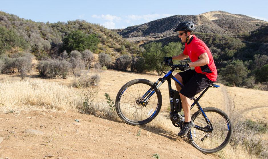 Electric Bike IZIP E3 Peak Horizontal Trail 2