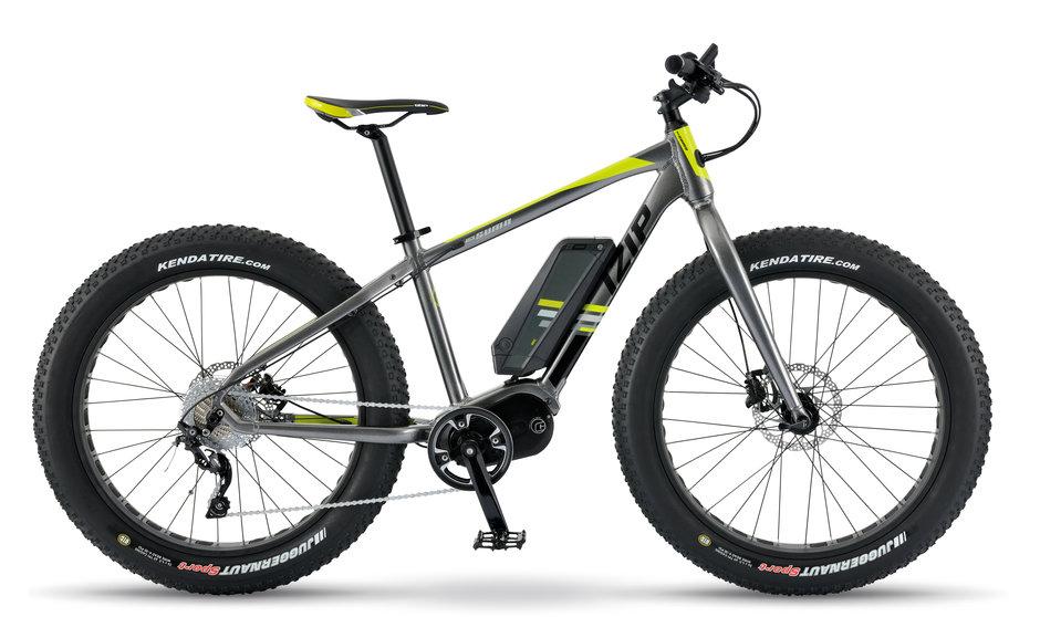 Electric Bike Sumo flat