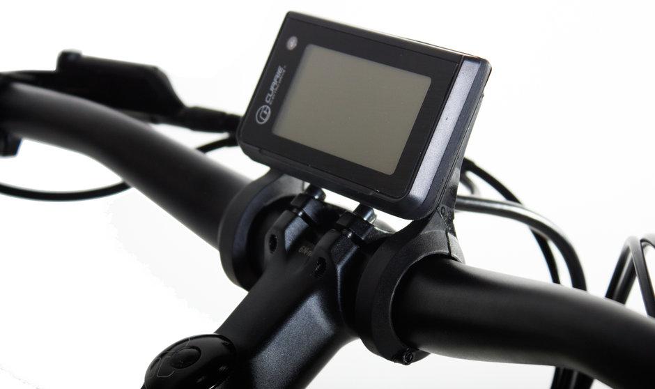 Electric Bike IZIP E3 Sumo CloseUp 1