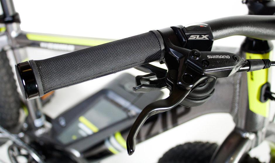Electric Bike IZIP E3 Sumo CloseUp 5