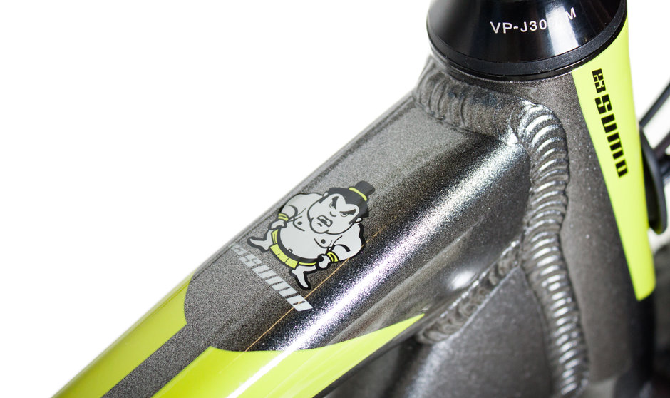 Electric Bike IZIP E3 Sumo CloseUp 6