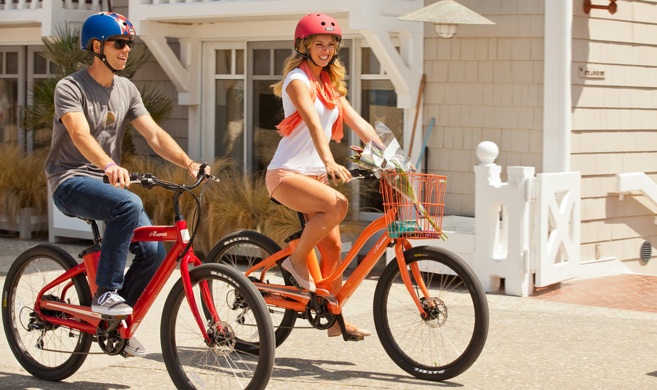 Electric Bike 15 IZIP E3Zuma Horizontal riding