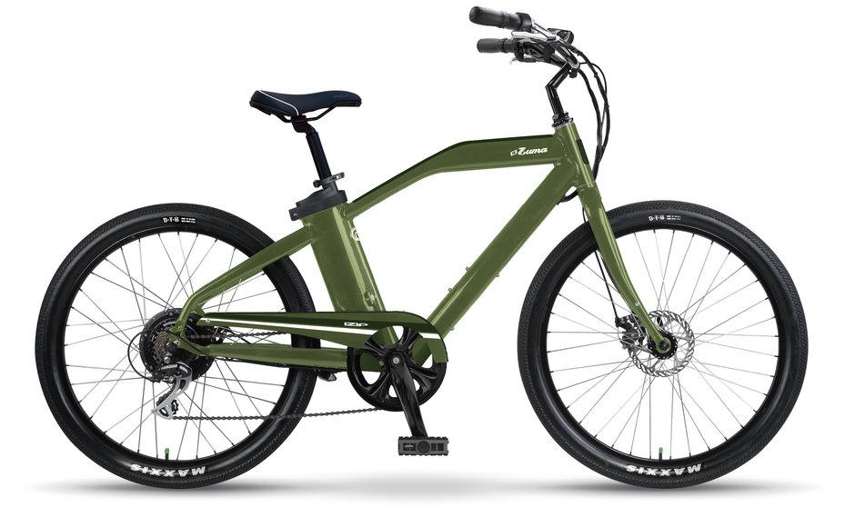 Electric Bike 15 IZIP E3Zuma OG BK