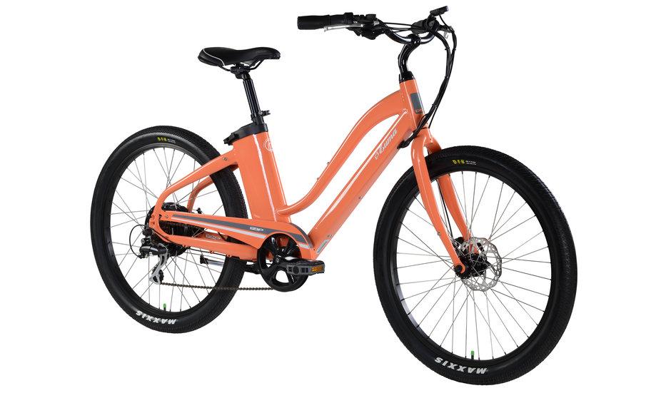 Electric Bike 15 IZIP E3Zuma LS SA Angle