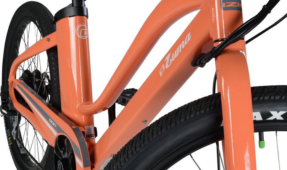 Electric Bike 15 IZIP E3Zuma LS SA closeup1