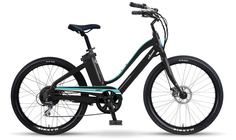 Electric Bike 15 IZIP E3Zuma LS BK