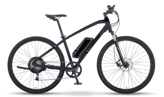 Electric Bike 15 IZIP E3Dash BK