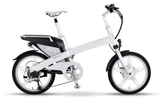 Electric Bike IZIP E3 Twnexp wh