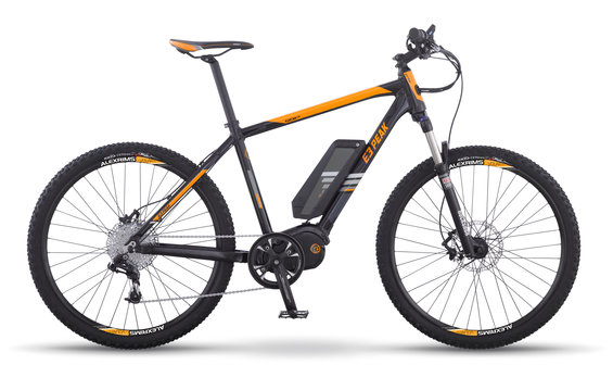 Electric Bike 15 IZIP E3Peak BKOR