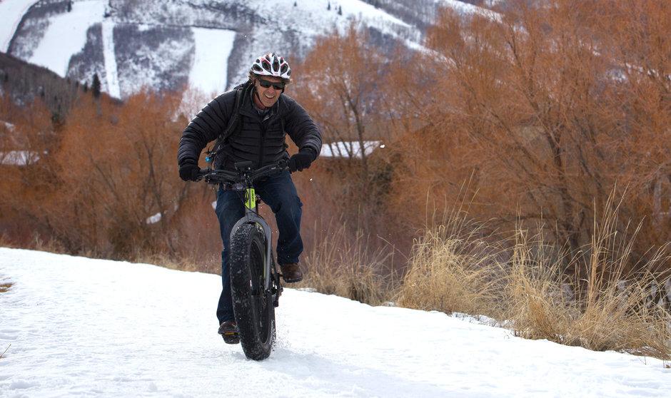 Electric Bike IZIP E3 Sumo Horizontal SNOWtrail