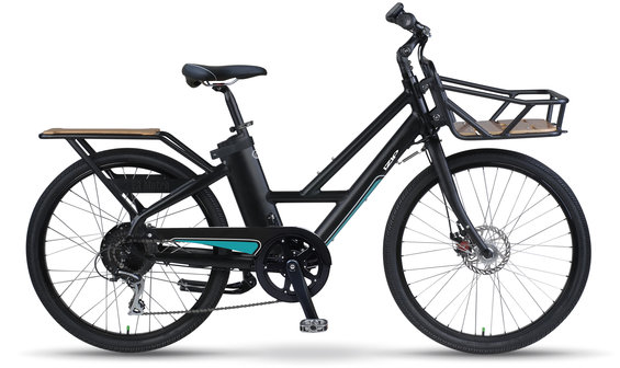 Electric Bike 2014 IZIP E3 Metro BK LS