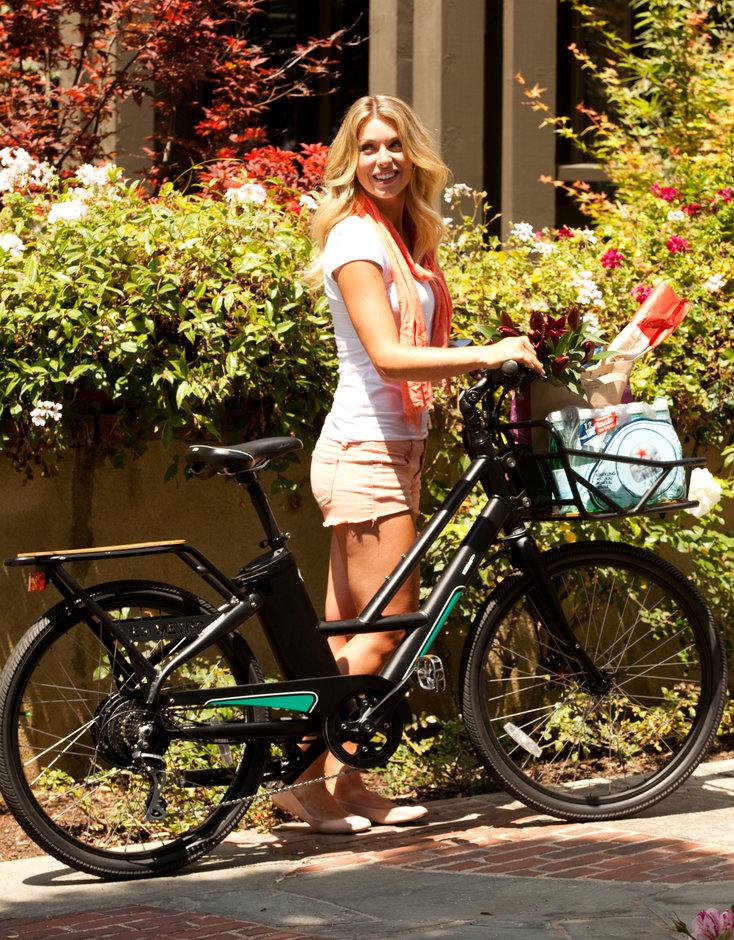 Electric Bike IZIP E3 Metro BK leisure