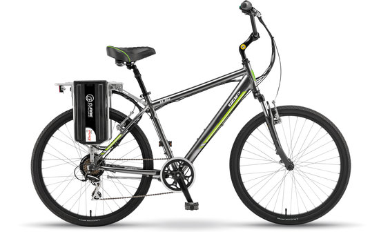 Electric Bike IZIP Vibe GY flat