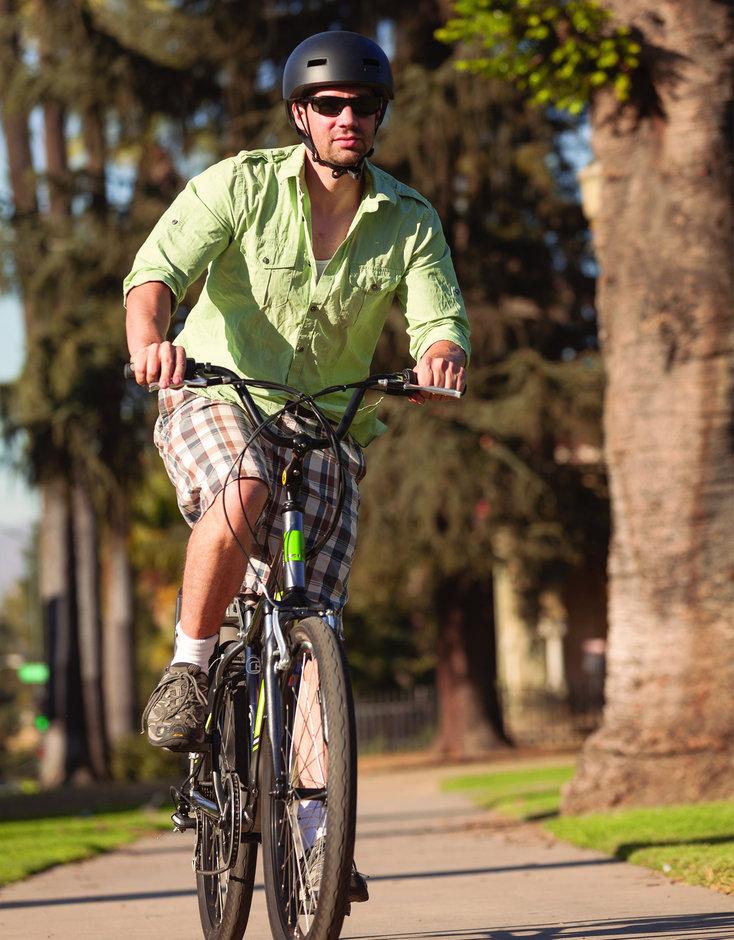 Electric Bike 2014 IZIP E3 Vibe Street Vertical