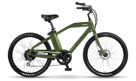 2014 E3 Zuma Diamond Frame