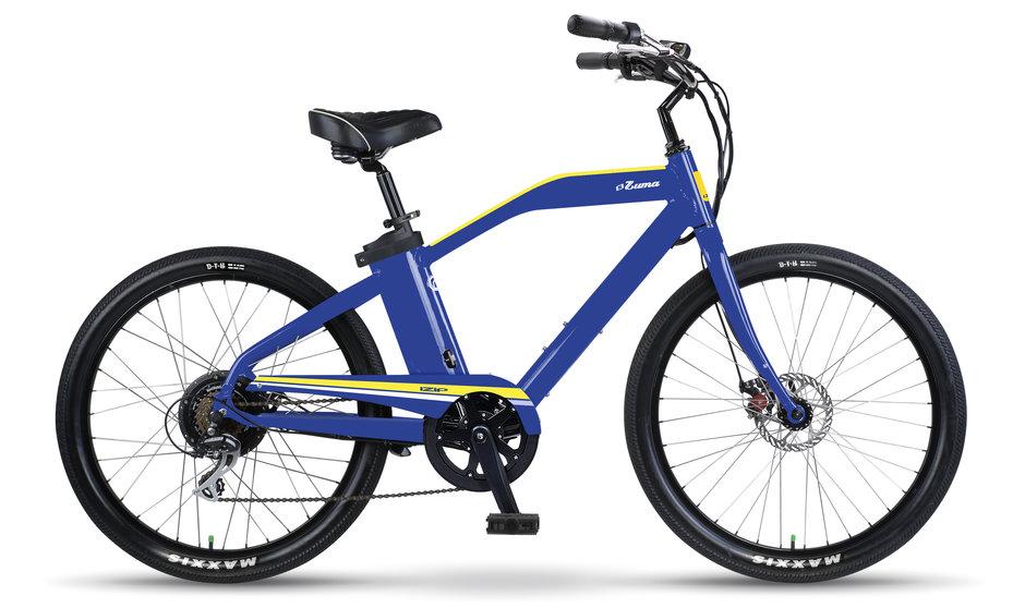 Electric Bike 2014 IZIP E3 Zuma BL HS