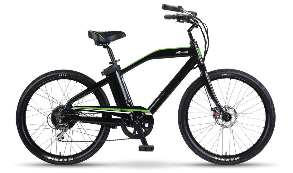 Electric Bike 2014 IZIP E3 Zuma BK HS