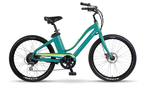 2014 E3 Zuma Low Step Frame