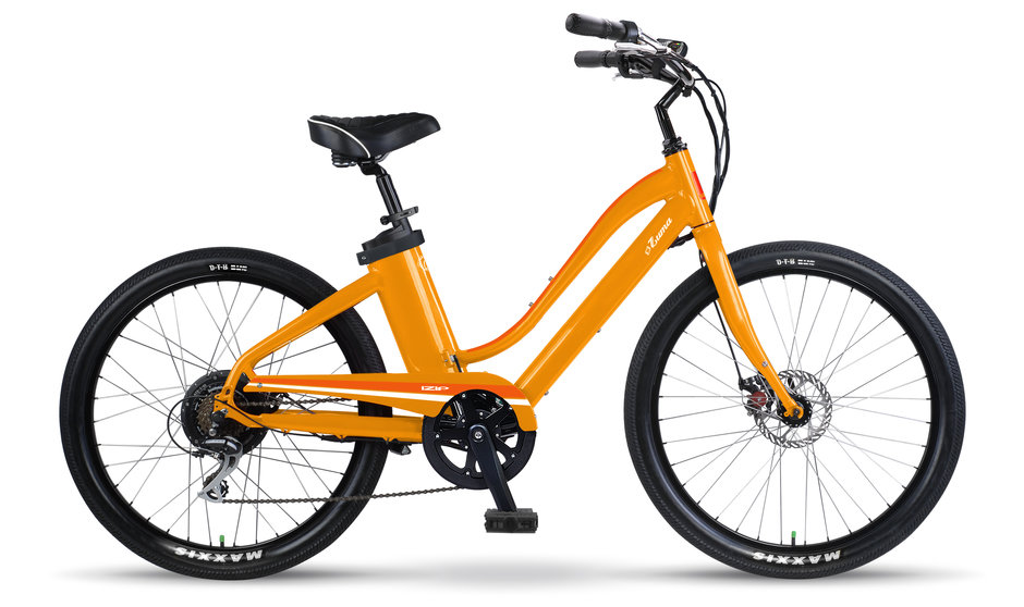 Electric Bike 2014 IZIP E3 Zuma OR LS