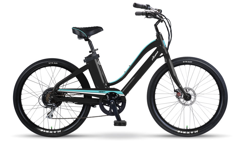 Electric Bike 2014 IZIP E3 Zuma BK LS