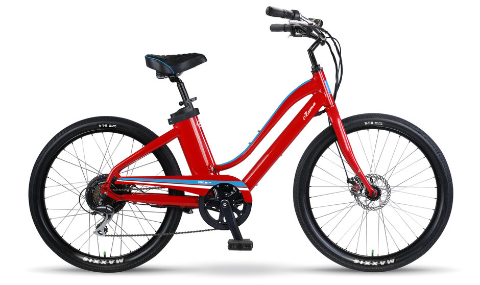 Electric Bike 2014 IZIP E3 Zuma RD LS