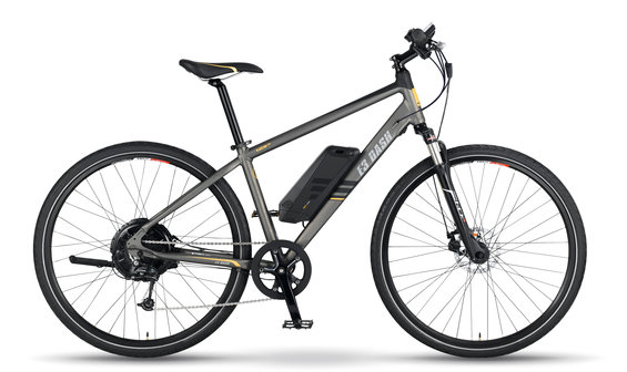Electric Bike 2014 IZIP E3 Dash GY