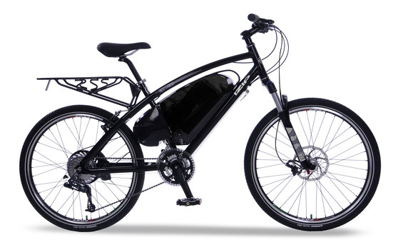 Electric Bike 14 IZIP Express BK