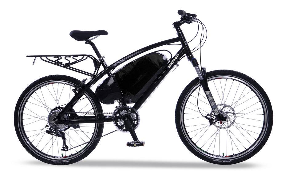 Electric Bike 14 IZIP Express BK