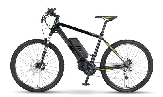 Electric Bike 2014 IZIP E3 Peak BK