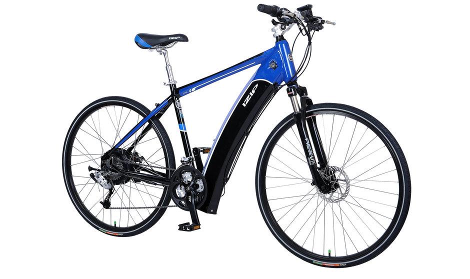 Electric Bike 15 IZIP E3 Ultra angle