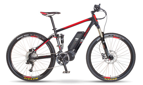 Electric Bike IZIP E3Metro BK W